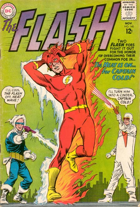 The Flash Vol 1 140