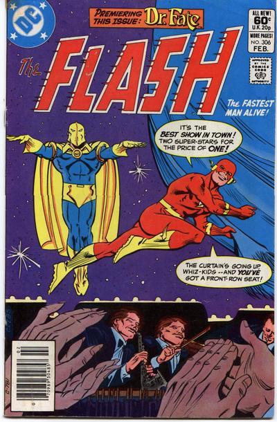 The Flash Vol 1 306