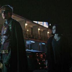Titans (TV Series) Episode: Together
