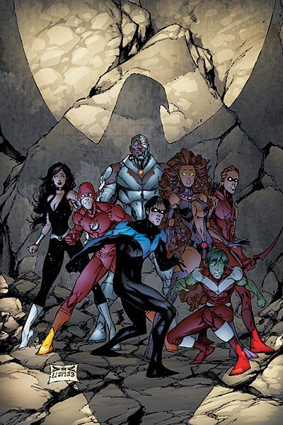Titans Vol 2 6