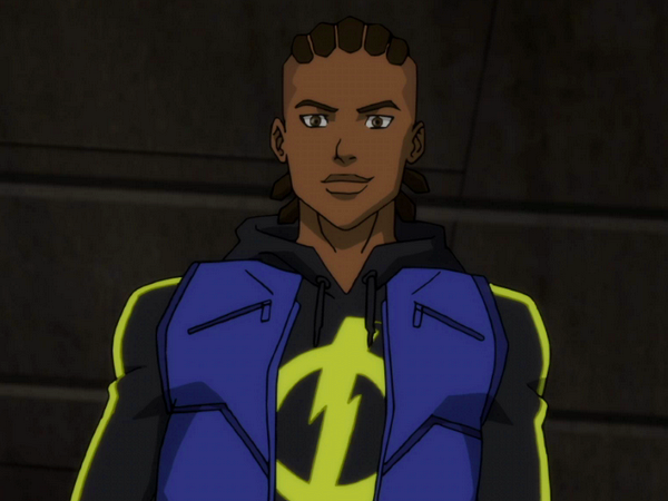 Virgil Hawkins (Earth-16)