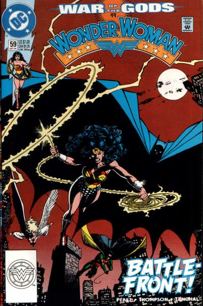 Wonder Woman Vol 2 59