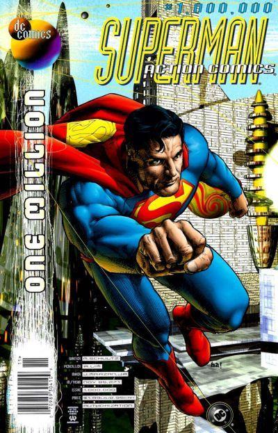 Action Comics Vol 1 1000000