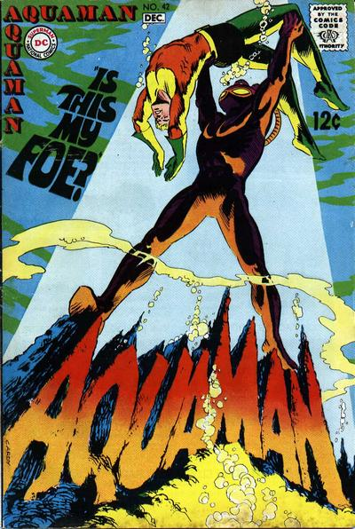 Aquaman Vol 1 42