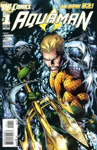 Aquaman: The Trench