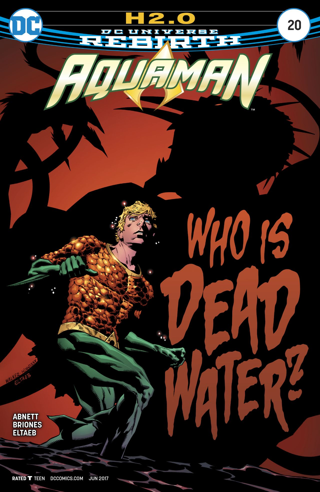 Aquaman Vol 8 20