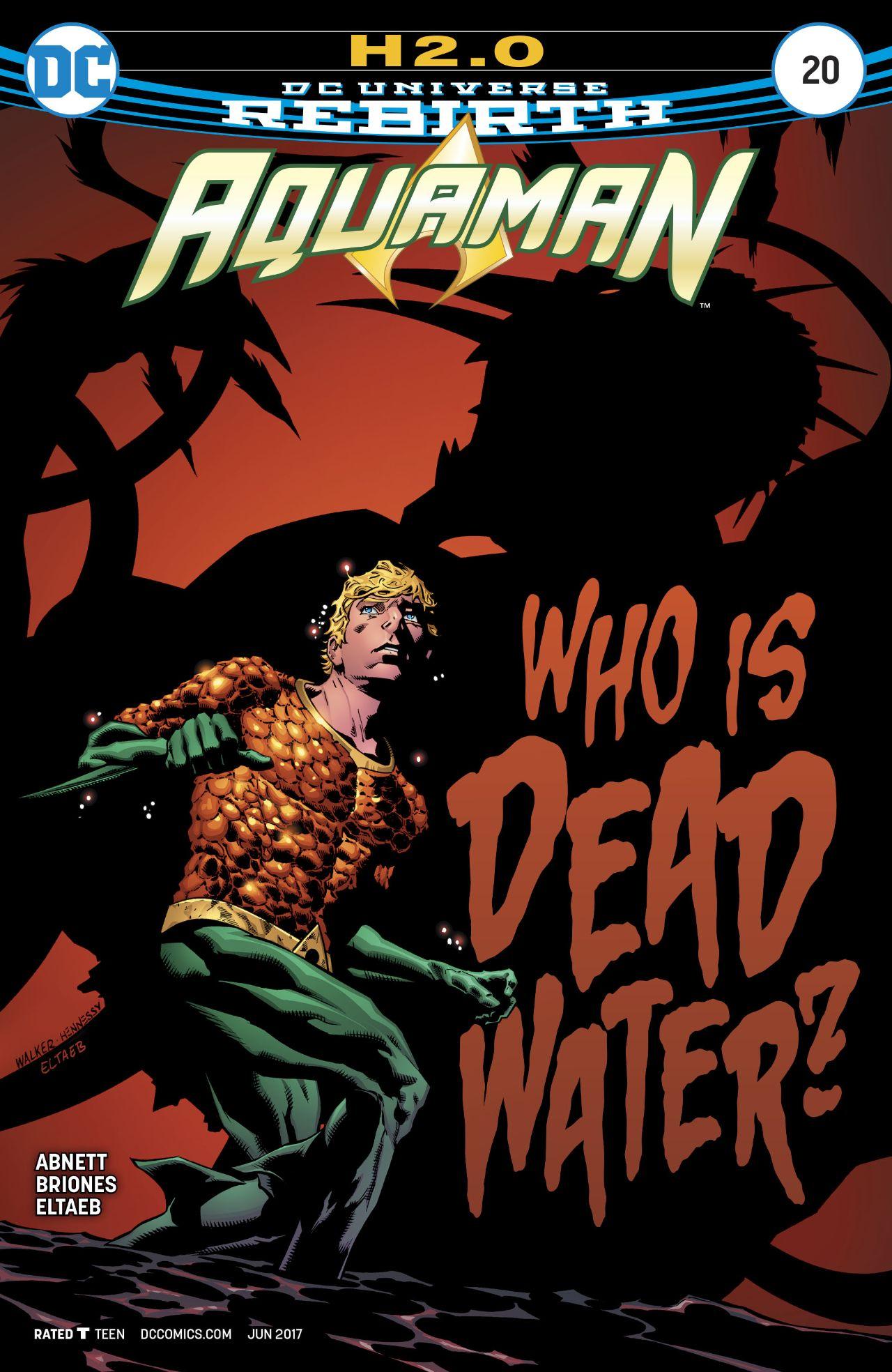 Aquaman Vol 8 20