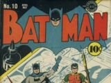 Batman Vol 1 10