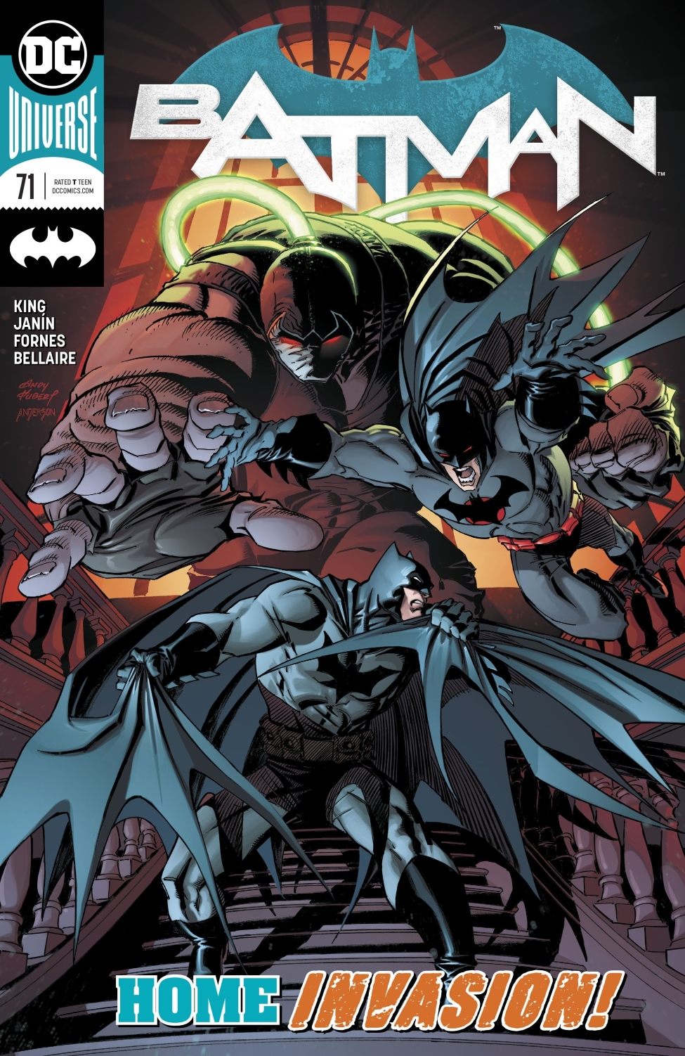 Batman Vol 3 71