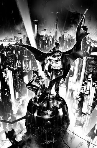 Textless Third Printing Cover
