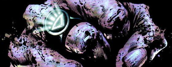 Black Lantern Ring
