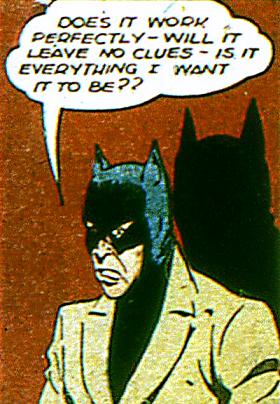Brick Bat (Quality Universe)