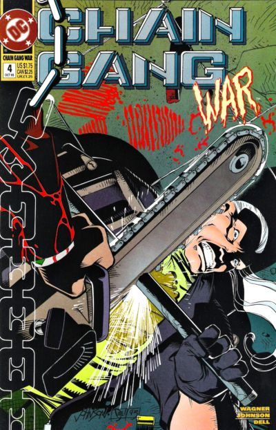 Chain Gang War Vol 1 4