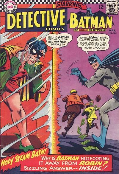 Detective Comics Vol 1 361
