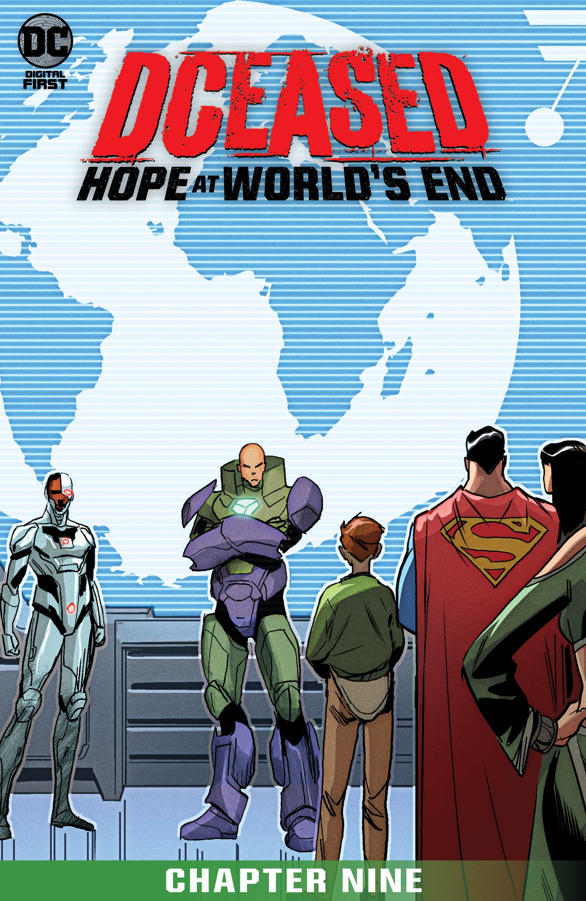 DCeased: Hope at World's End Vol 1 9 (Digital)