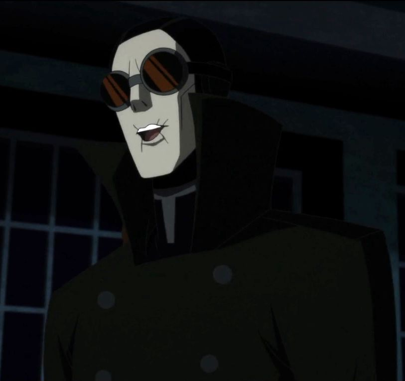 Doctor Poison (DC Animated Movie Universe)