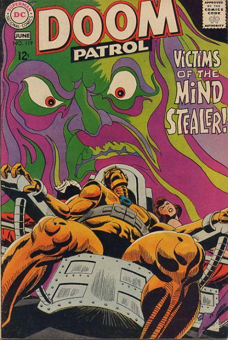 Doom Patrol Vol 1 119