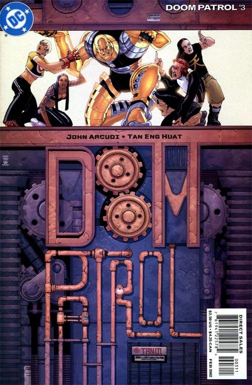 Doom Patrol Vol 3 3.jpg