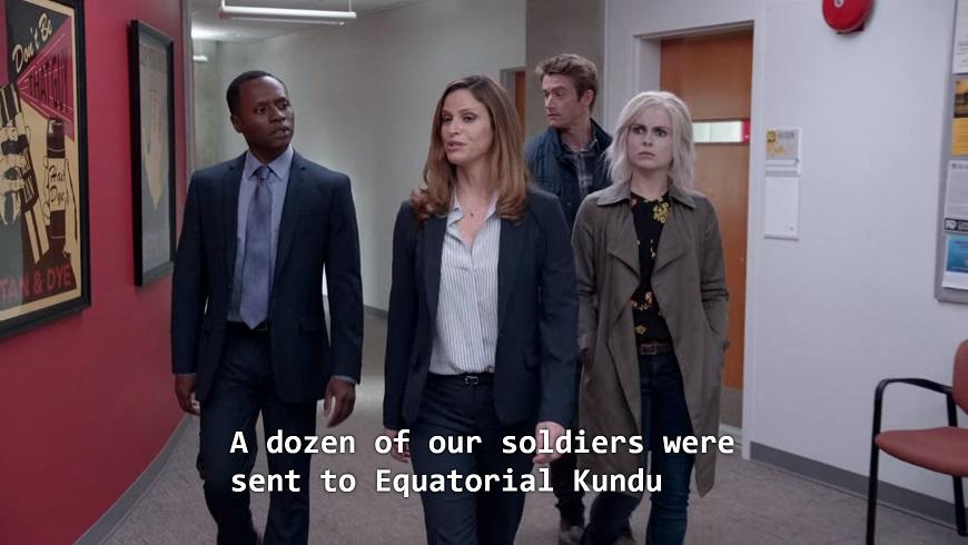 Equatorial Kundu