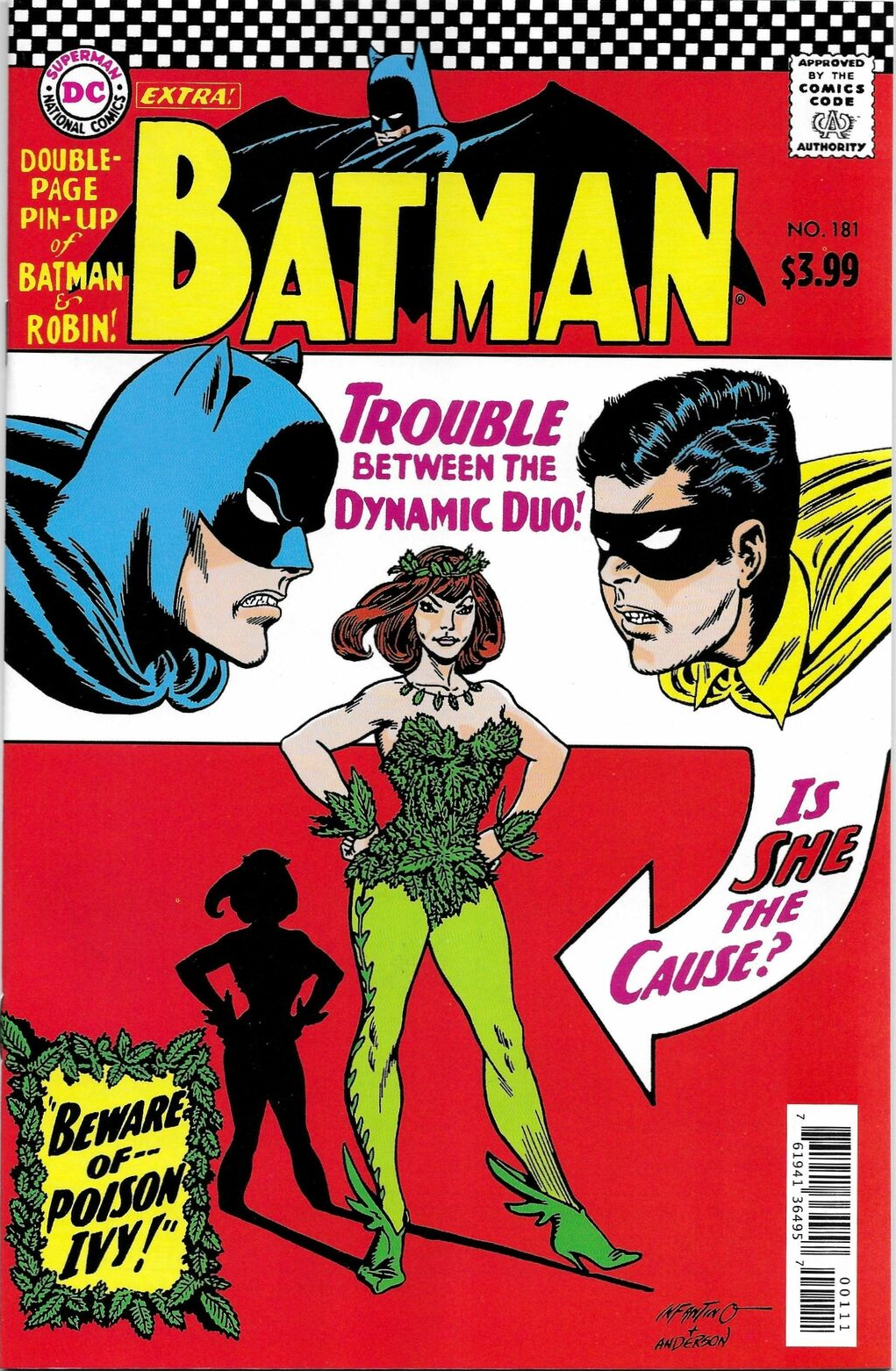 Facsimile Edition: Batman Vol 1 181