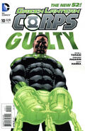 Green Lantern Corps Vol 3 10