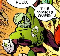 Green Man (The Nail)