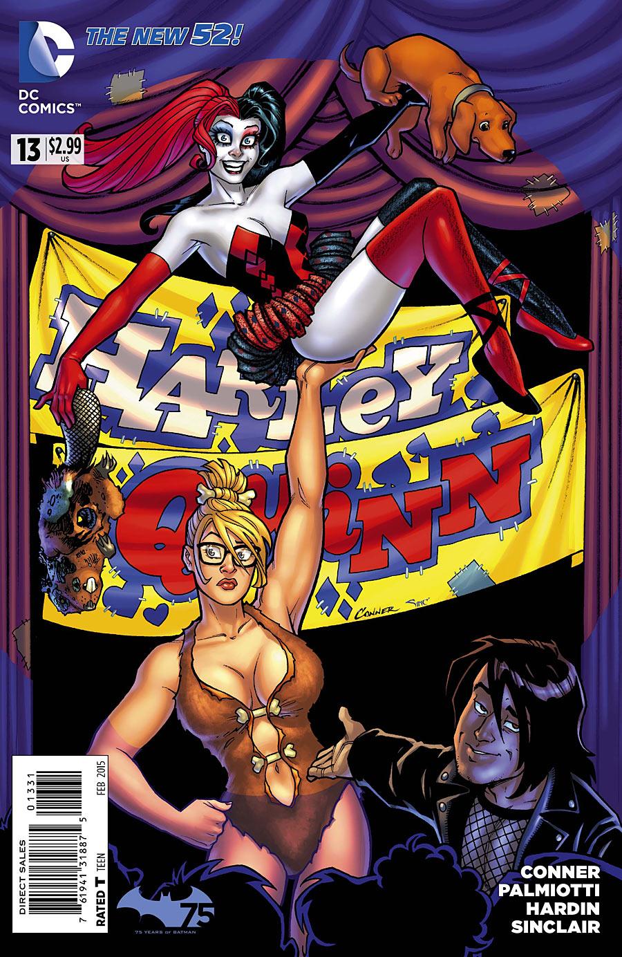 Harley Quinn Vol 2 13 Conner Variant.jpg