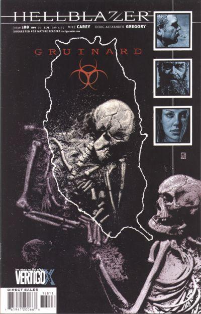 Hellblazer Vol 1 188