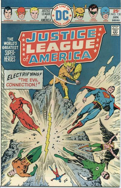 Justice League of America Vol 1 126