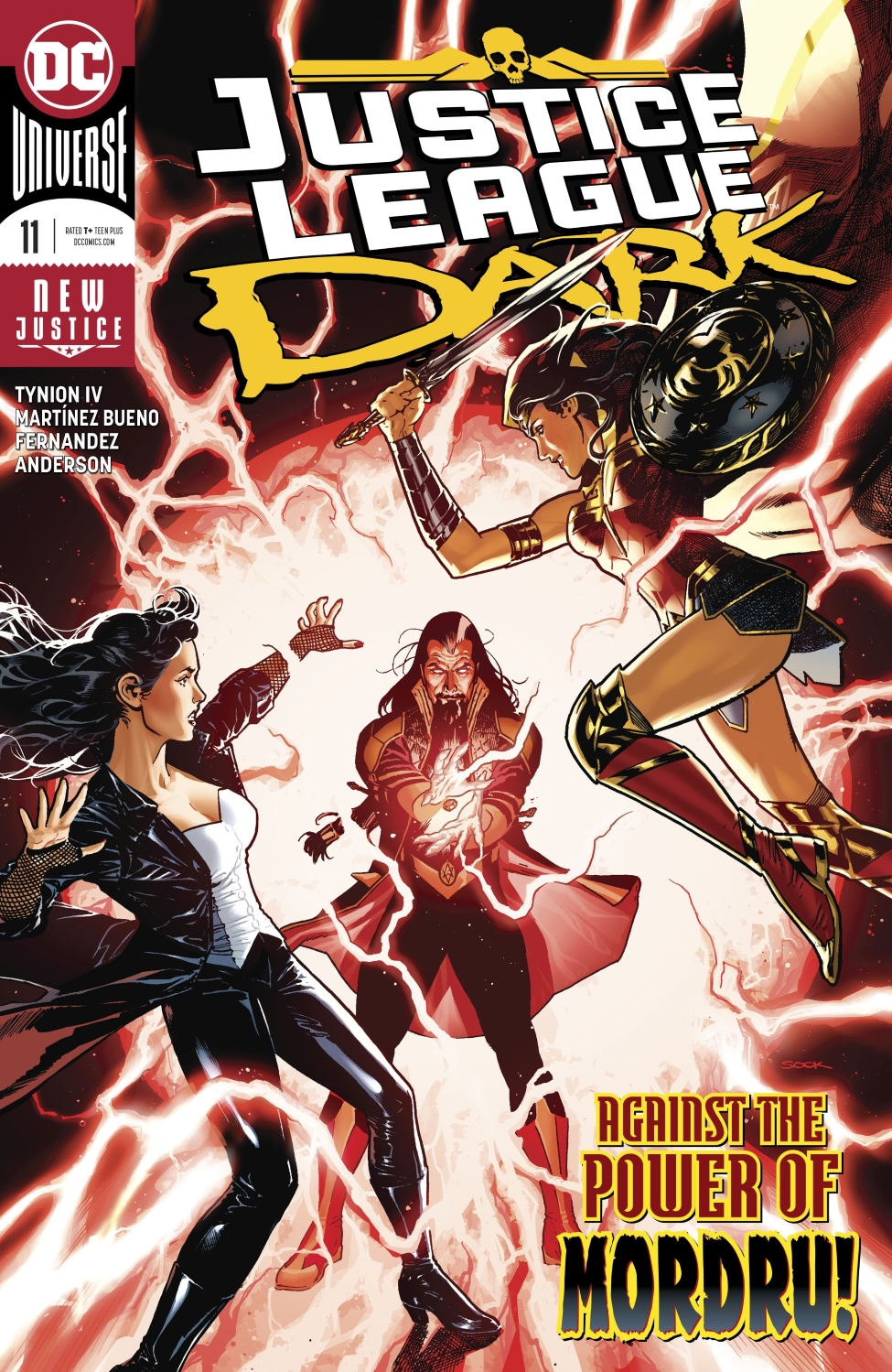Justice League Dark Vol 2 11