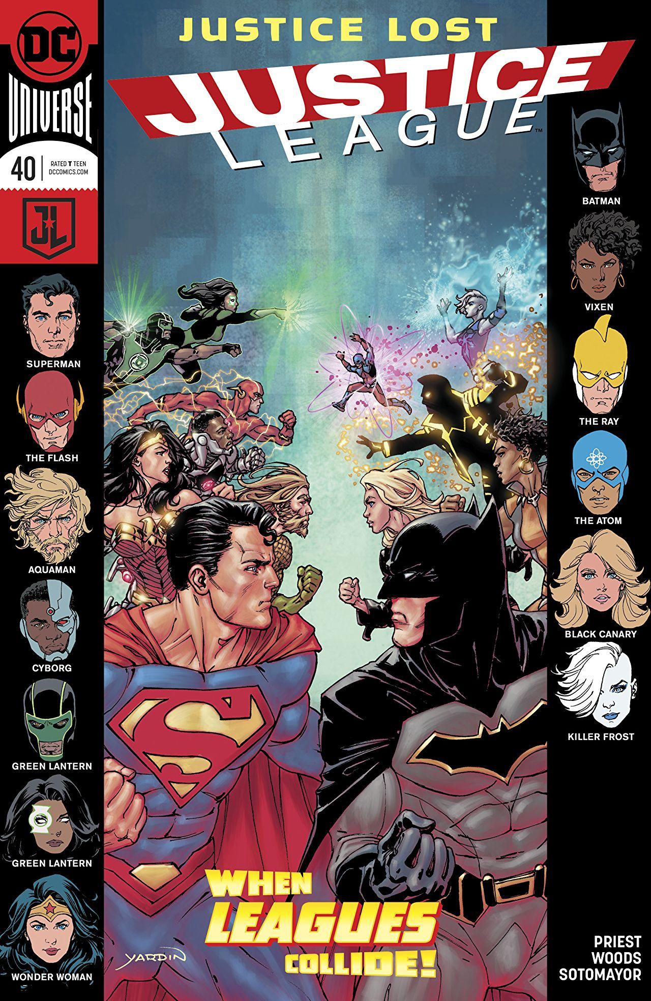 Justice League Vol 3 40
