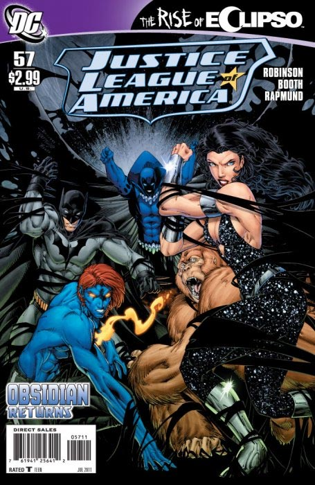 Justice League of America Vol 2 57