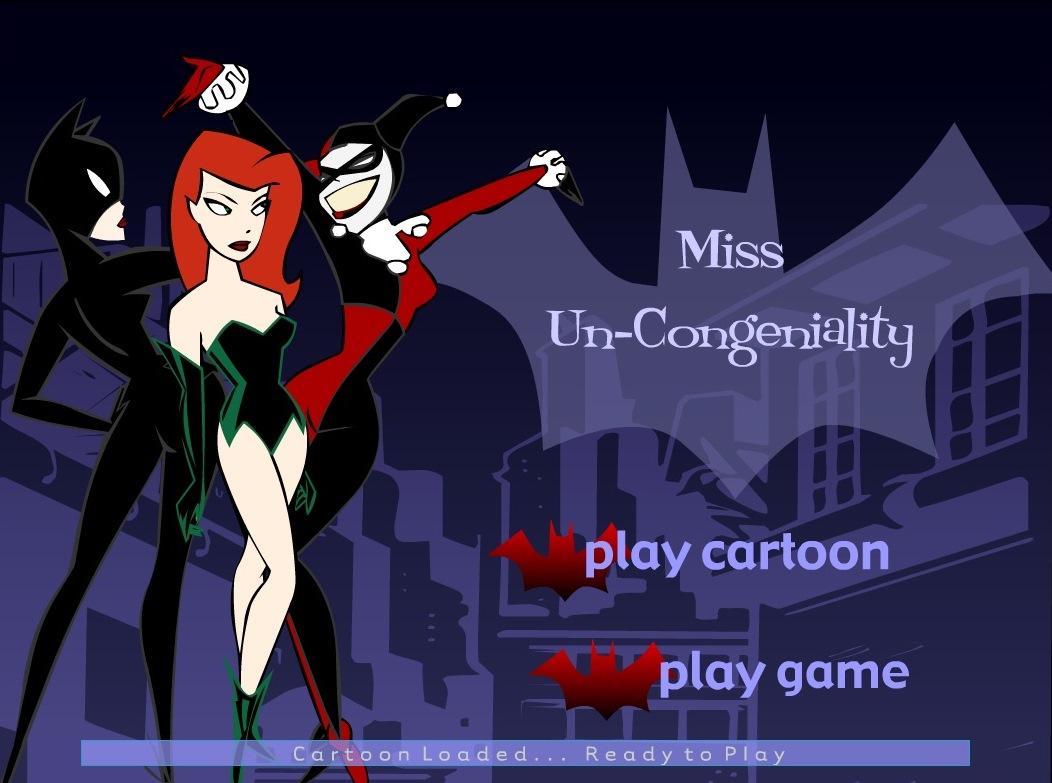 Gotham Girls (Webseries) Episode: Miss Un-Congeniality