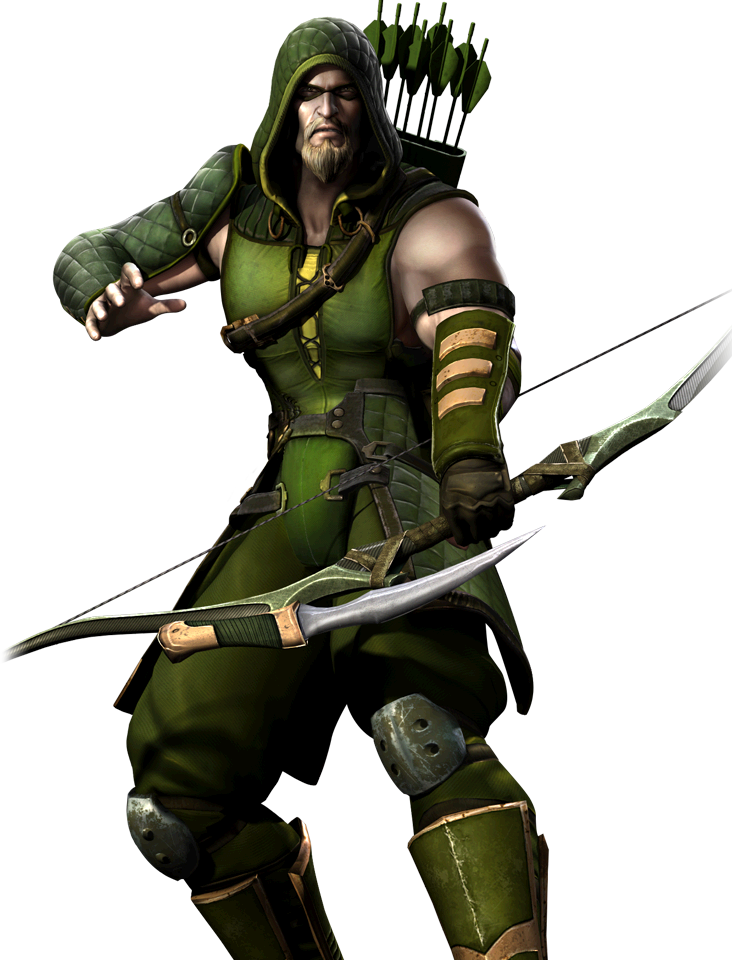Oliver Queen (Injustice: Earth One)