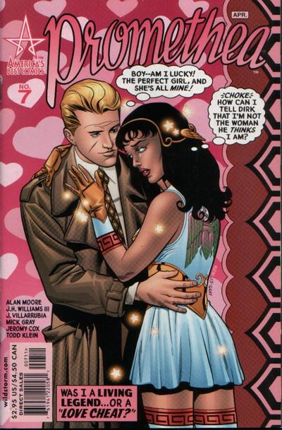 Promethea Vol 1 7