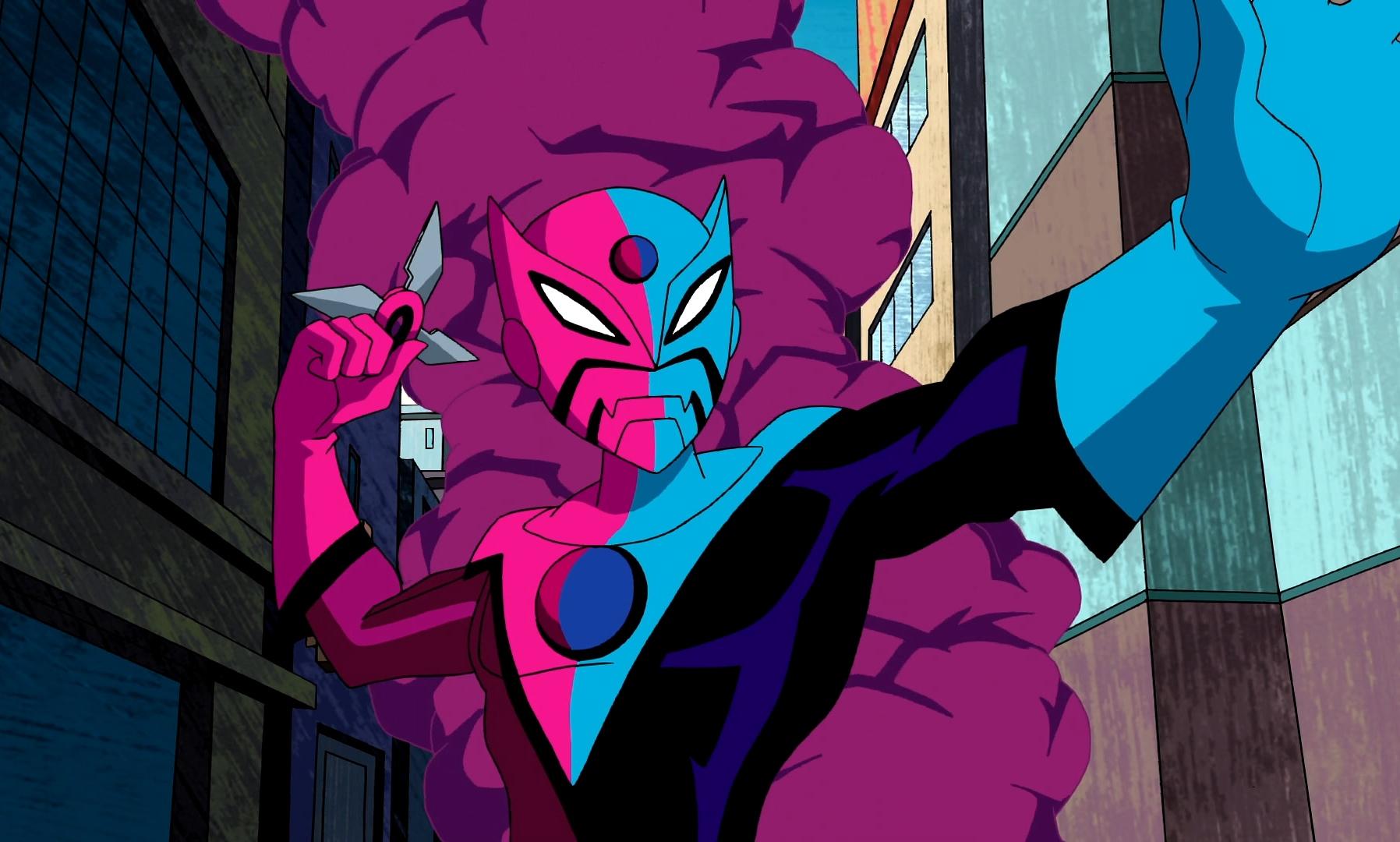 Saico-Tek (Teen Titans TV Series)