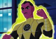 Sinestro DC Super Hero Girls 001