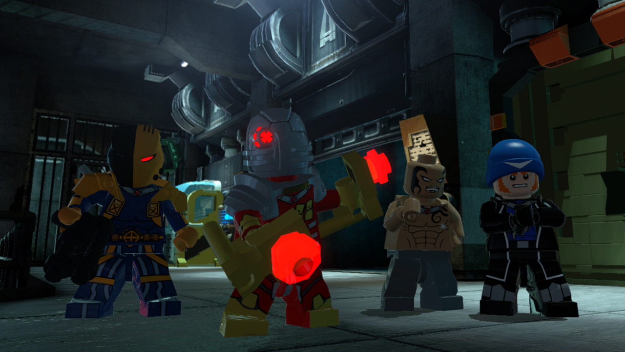 Task Force X (Lego Batman)