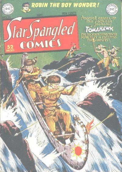 Star-Spangled Comics Vol 1 96