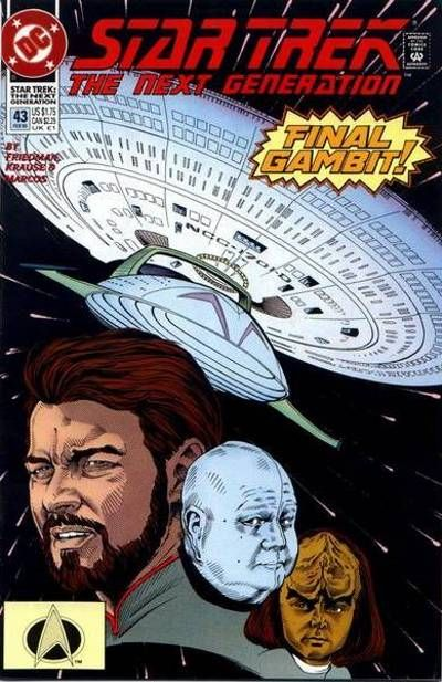 Star Trek: The Next Generation Vol 2 43