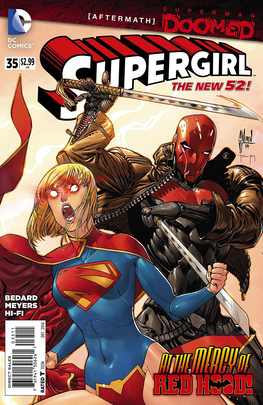 Supergirl Vol 6 35