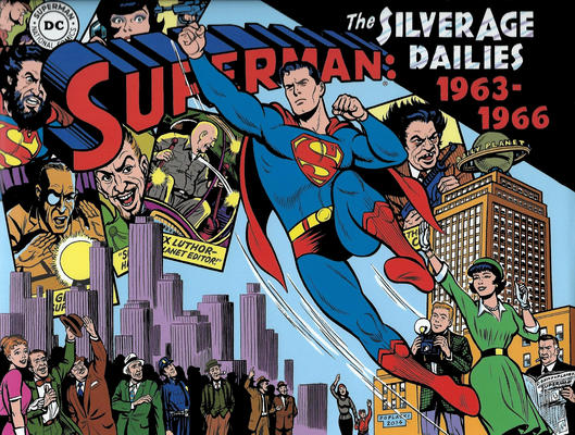 Superman: The Silver Age Dailies Vol 1 3