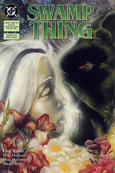Swamp Thing Vol 2 103