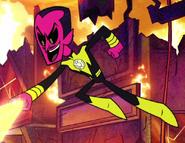 Thaal Sinestro Teen Titans Go! TV Series 001
