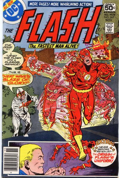 The Flash Vol 1 267