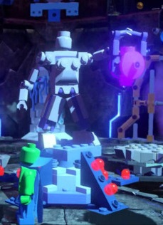 Abin Sur (Lego Batman)