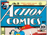 Action Comics Vol 1 29