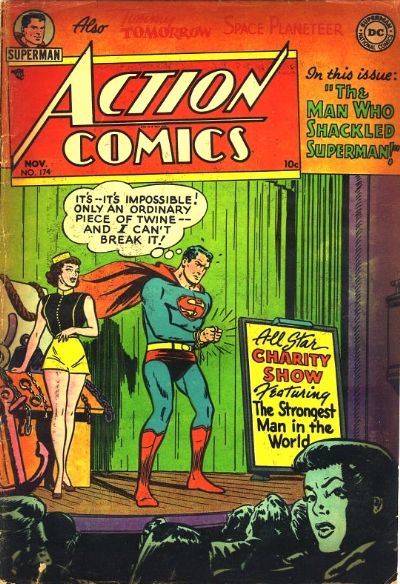 Action Comics Vol 1 174