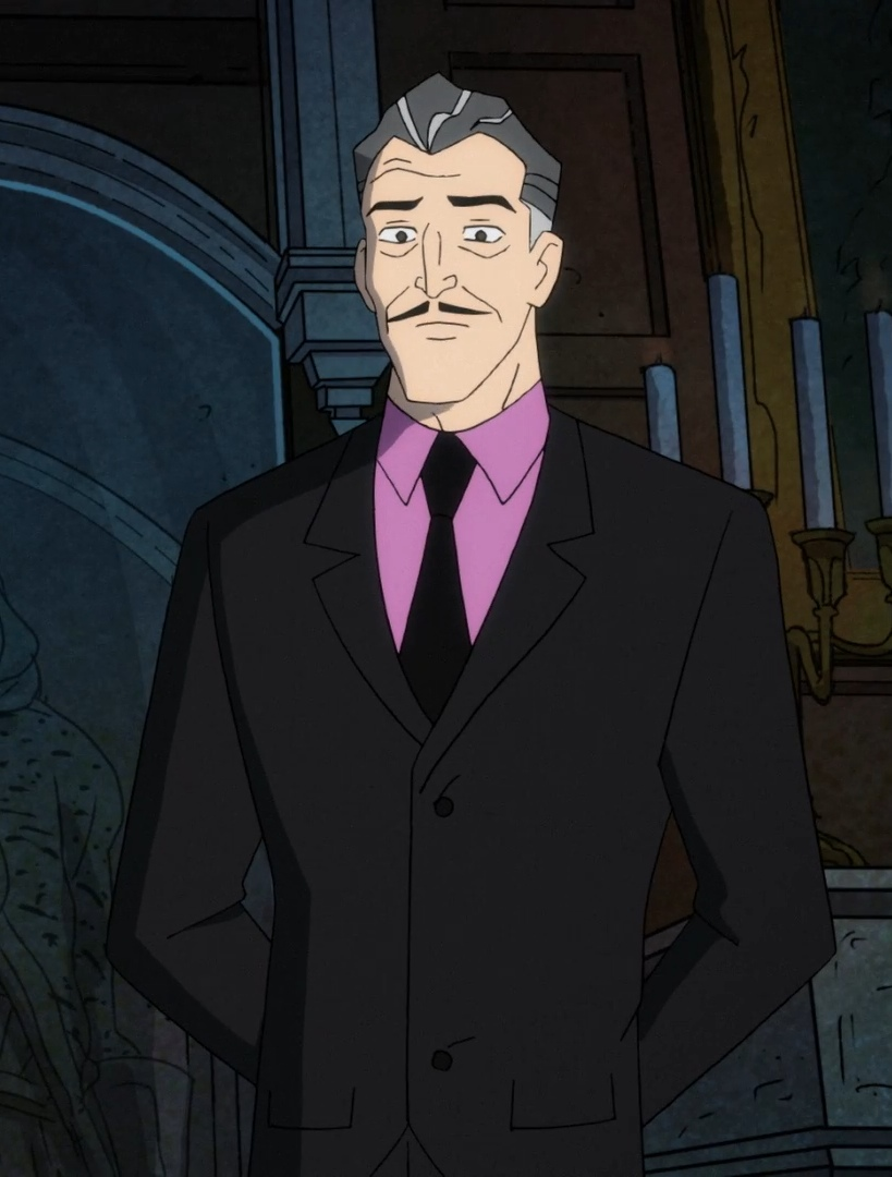 Alfred Pennyworth (Harley Quinn TV Series)