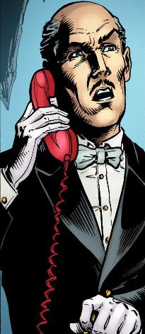 Alfred Pennyworth (Smallville)